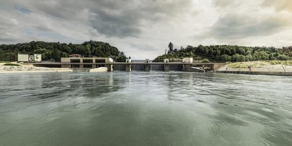 Alternative Image Text: Hydroelectric Power